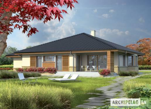 House plan - Flori G1