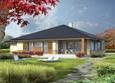 Projekt domu: Flori G1 A++