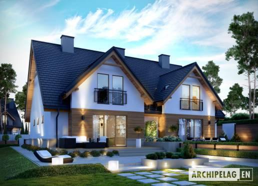 House plan - Sambor G2