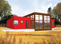 Проект дома: Роберт