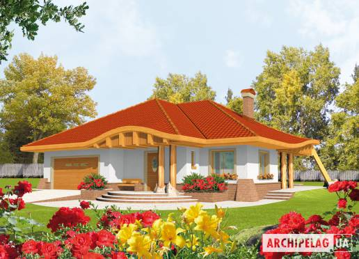 Проект будинку - Сандра (Г2)
