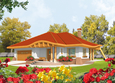 Projekt domu: Sandra