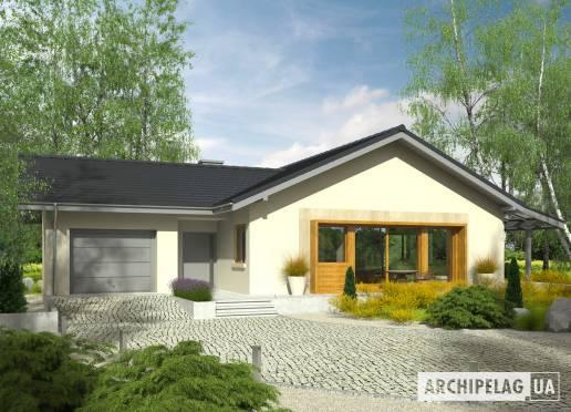 Проект будинку - Селена II (Г1, 30°)
