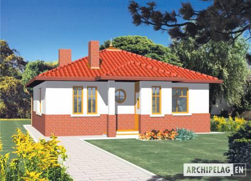 House plan - Tedy