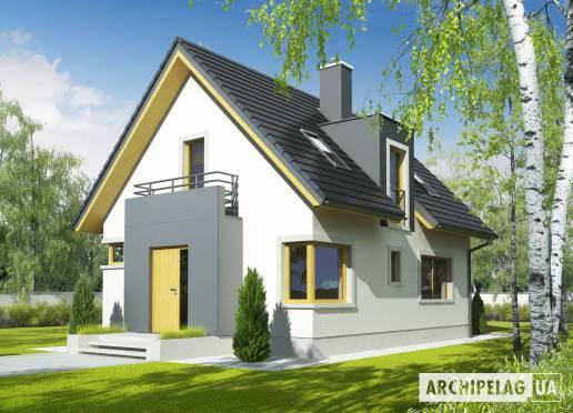 Проект будинку - Юлік