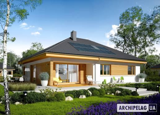 Проект будинку - Астрід М II (Г1)