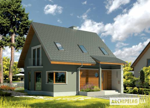 Проект будинку - Кім (версія А)