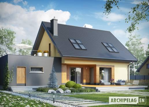 House plan - Marcin II G2