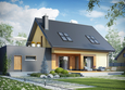 Projekt domu: Martynas II G2 A++