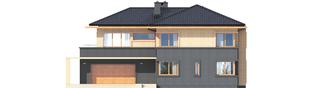 Projekt domu Lorenzo G2 - elewacja frontowa