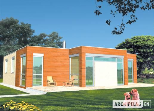 House plan - Frideric
