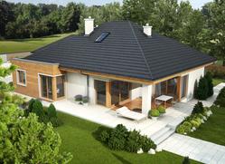 Projekt rodinného domu: Margaret III G2