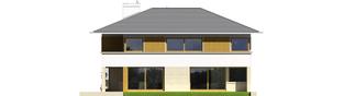 Projekt domu Diego G2 Leca® DOM - elewacja lewa