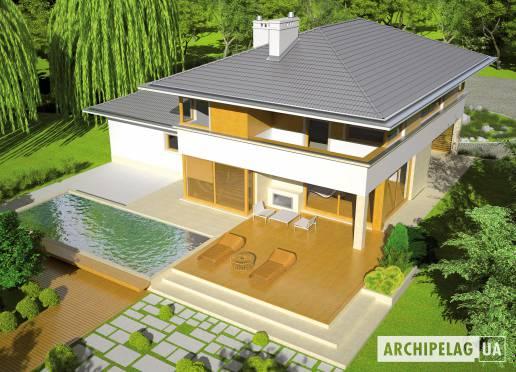 Проект будинку - Дієго (Г2)