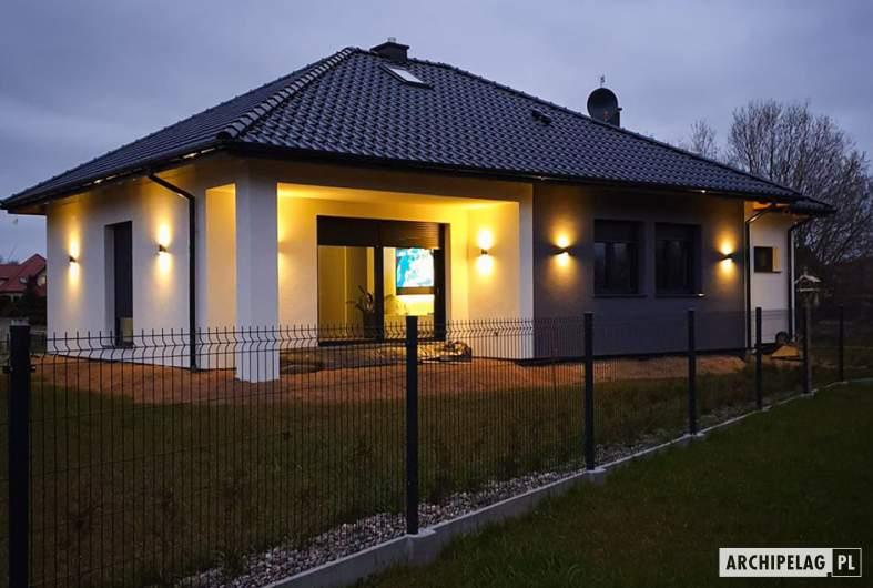 Projekt domu Mini 1 G1 -