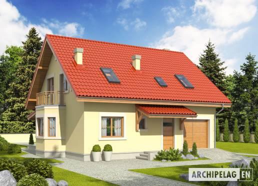 House plan - Aga II G1