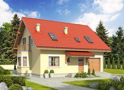 House plan details: Alba G1