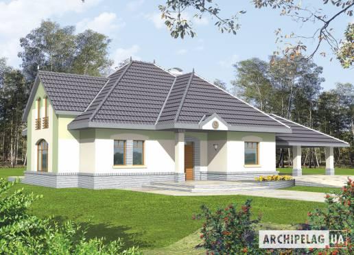 Проект будинку - Лєна ІІ (Н)