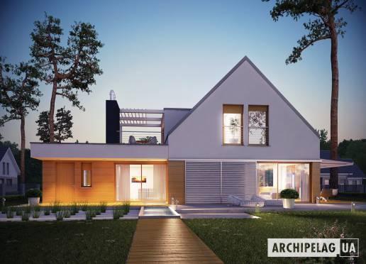 Проект будинку - Нео (Г1)