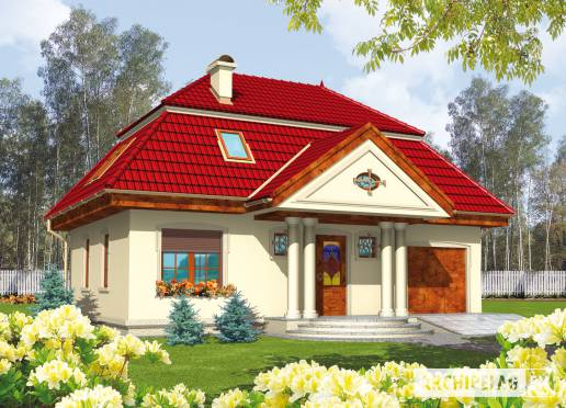 House plan - Virginia