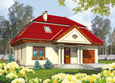 Projekt domu: Virginie
