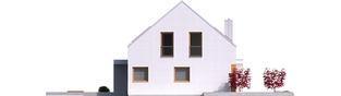 Projekt domu Mini 2 G1 PLUS - elewacja prawa
