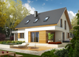 Projekt domu: Patrikas II G1 A++