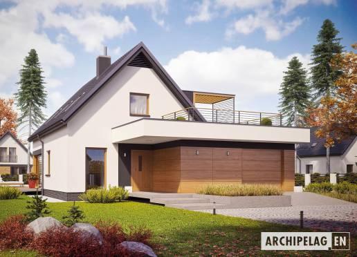 House plan - E13 G1 ENERGO PLUS