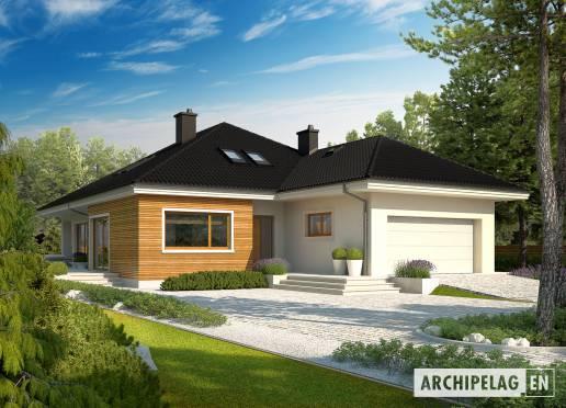 House plan - Liv 3 G2