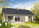 Projekt rodinného domu: Tori III G1