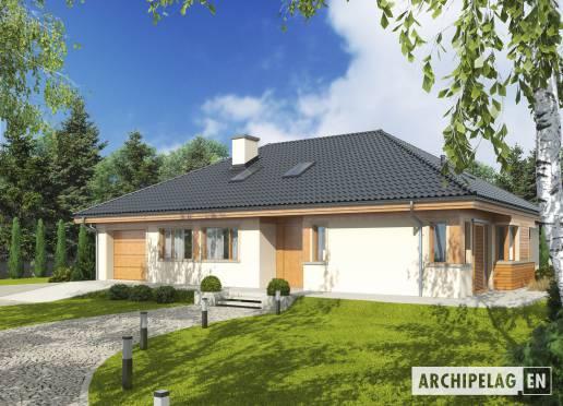 House plan - Andrea II G1