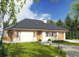 House plan: Andrea II G1