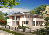 Projekt rodinného domu: Nati G2