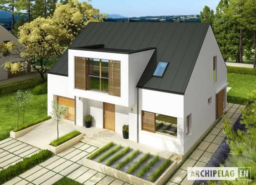 House plan - EX 9 G1 B Soft