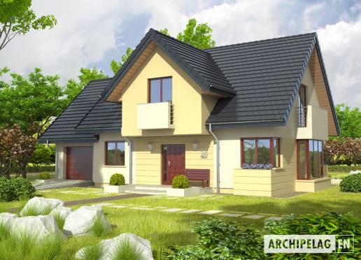 House plan - Andrew II G1