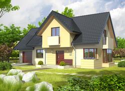 Projekt rodinného domu: Ondřej II G1