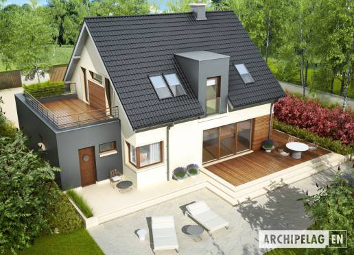 House plan - Mati G1