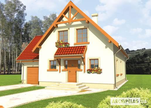Проект будинку - Саломе (Г1)