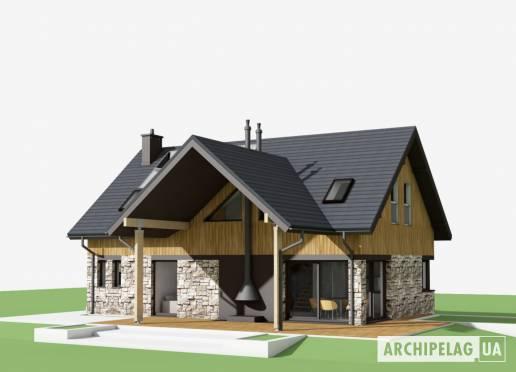 Проект будинку - Ніколас *