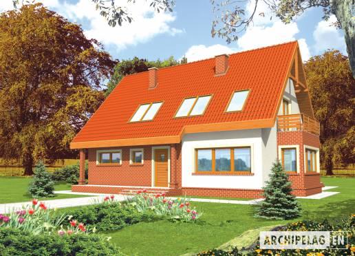 House plan - Hans