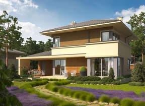 Проекти будинків : Двоповерхові