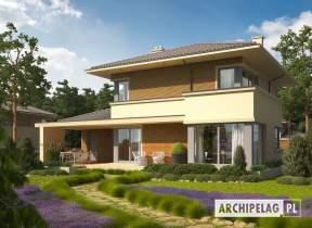 Projekt domu Rodrigo III G1 - animacja projektu