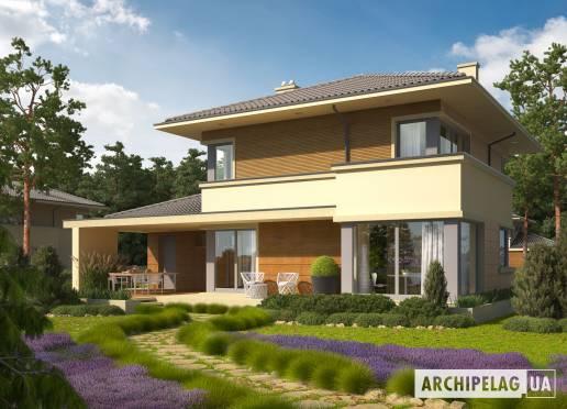 Проект будинку - Родріго ІІI (Г1)