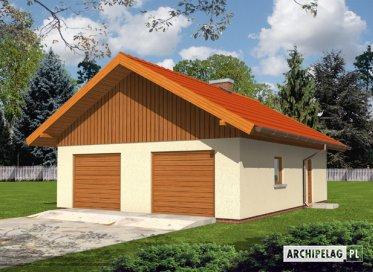 Projekt: Garaż G13