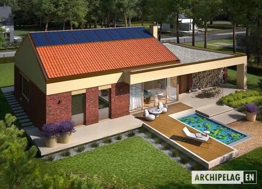House plan - EX 11 G2 B Soft