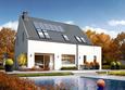 Projekt domu: Oskaras S1 ENERGO