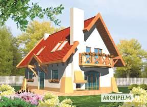 Projekt domu Ada - animacja projektu