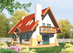 House plan details: Aga II G1