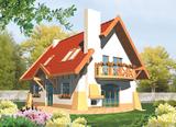 Projekt rodinného domu: Ada