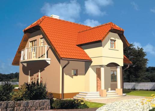 Mājas projekts - Ewa
